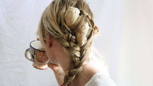 فوائد الزنجبيل لتكثيف الشعر