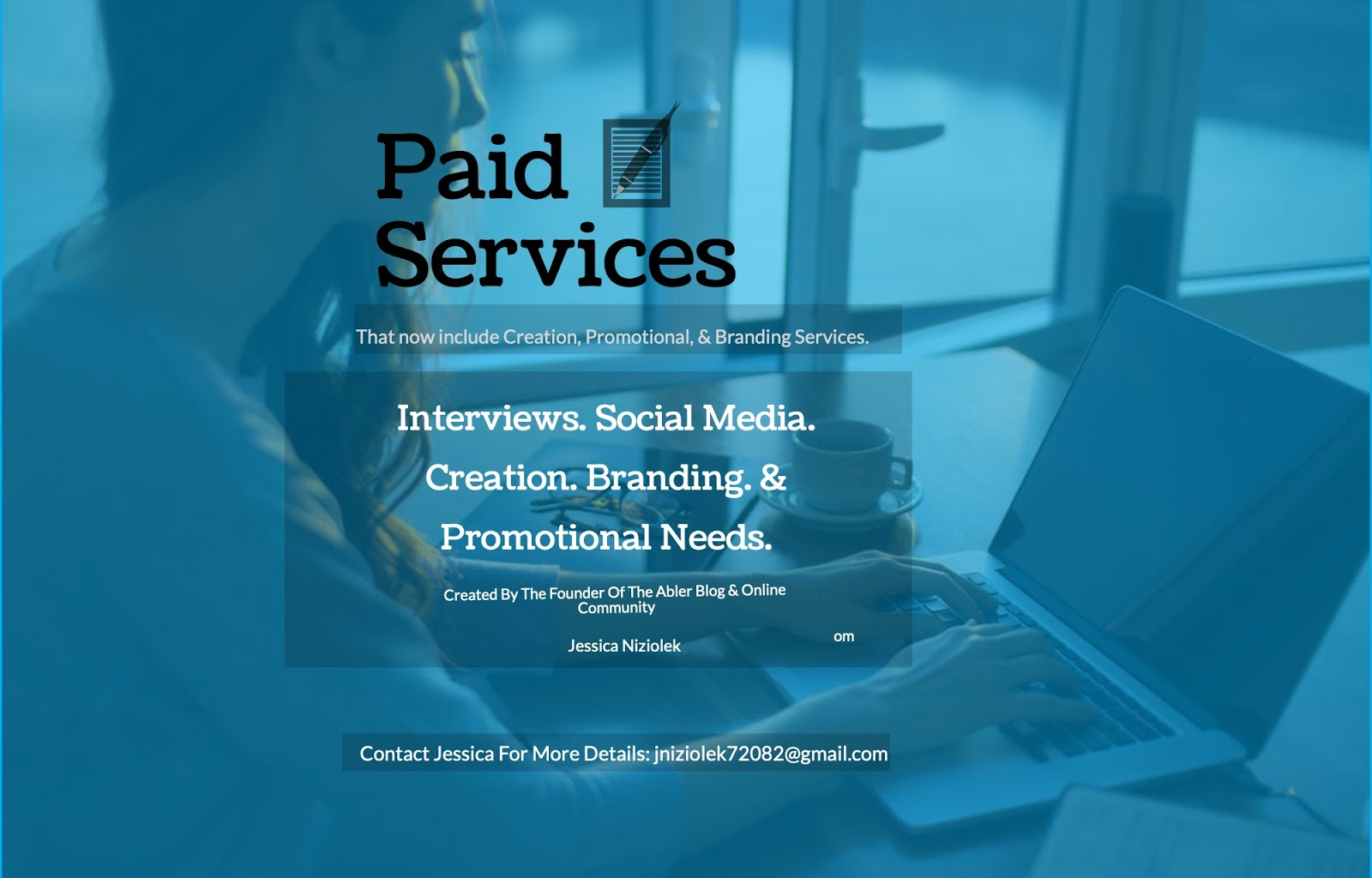 Paid Services
