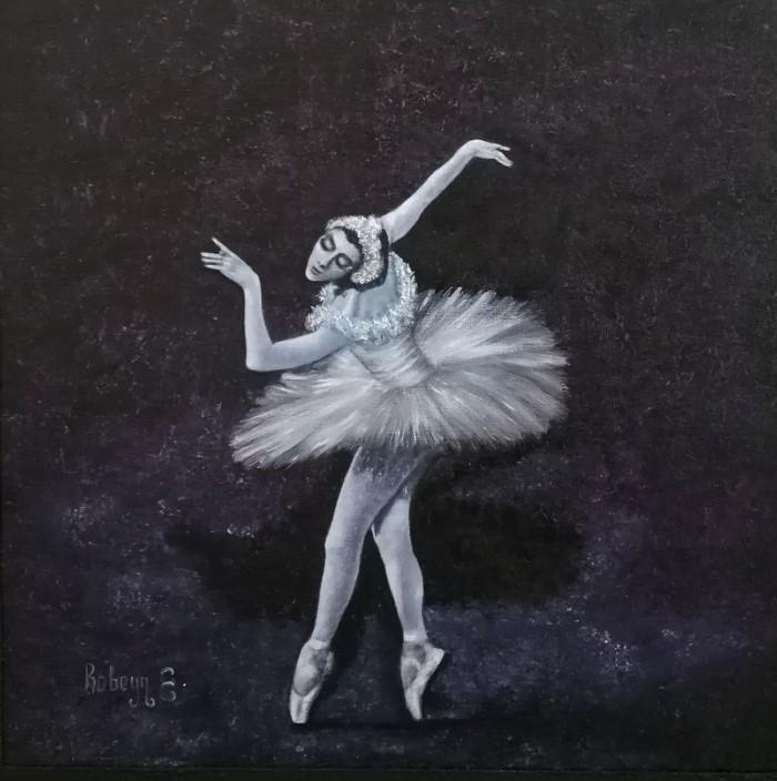 Evgeniya Robeyn