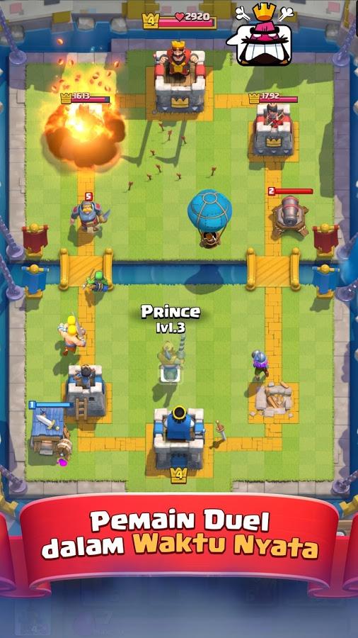 download clash royale