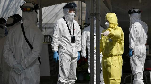 В США зарегистрирована первая смерть от коронавируса