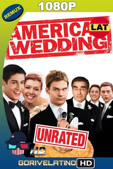 American Pie 3: La Boda (2003) UNRATED BDRemux 1080p Latino-Ingles MKV