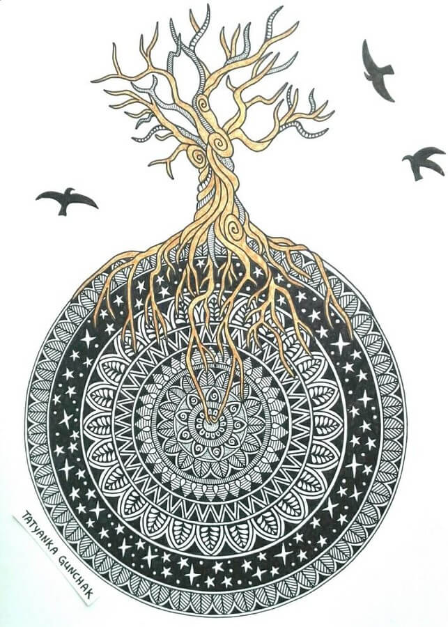 Tree of Life by T. Gunchak