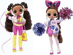 Куклы спортсменки LOL Surprise OMG Sports