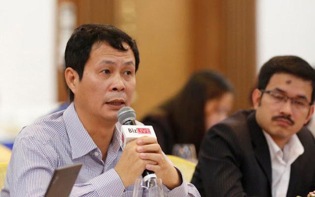 Ông Đặng Văn Quang giám đốc JLL
