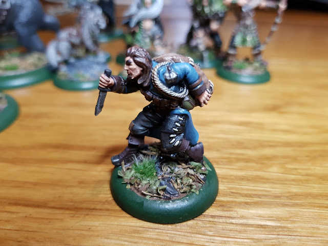 Random Nerdery - Guild Ball - Young Theron
