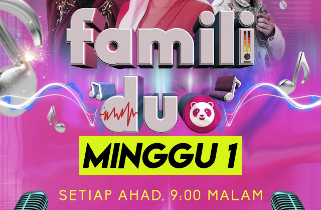 Live Streaming Famili Duo Minggu 1
