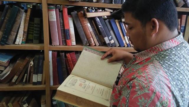 Aroma Zaman - Perpustakaan Uin Ar-Raniry