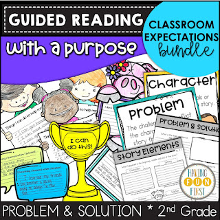 Guided Reading with a Purpose Class Expectations