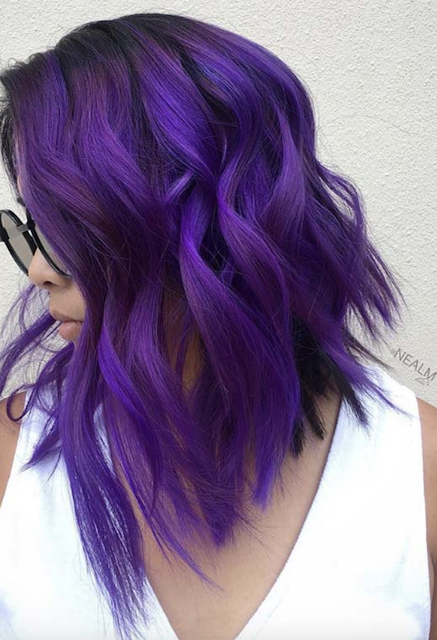 100+ Best Light Purple Hair Colors and Hairstyles 2019 ...