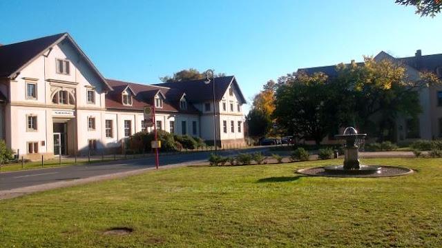 Brunnen und Wasserspiele Dresden
