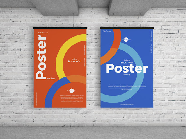 cetak poster indoor murah di malang