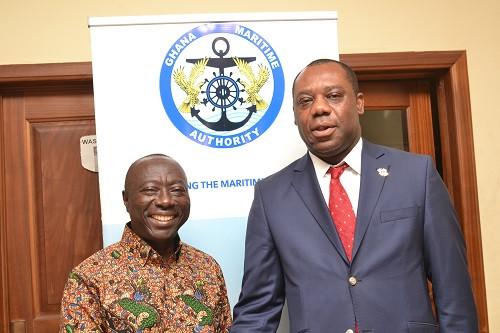 Ghana Maritime Authority (GMA)