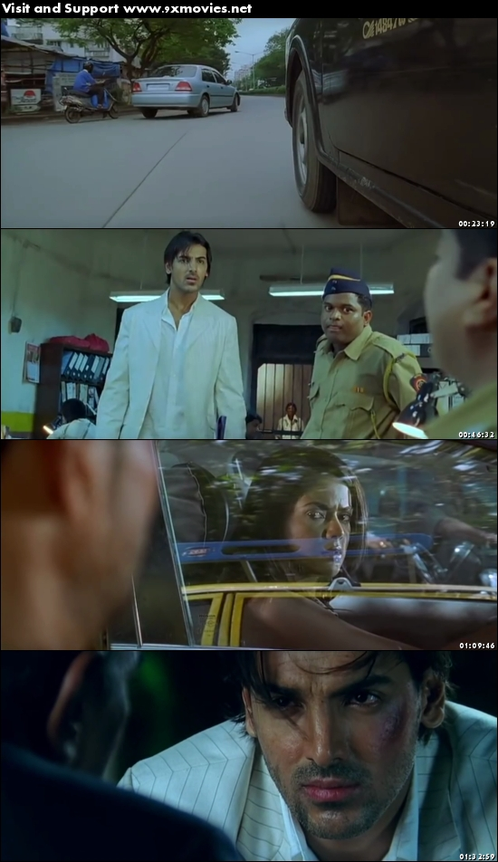 Taxi No 9211 (2006) Hindi 480p HDRip
