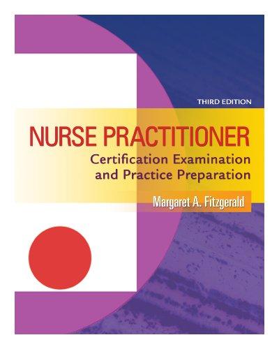 practitioner nurse certification practice examination preparation edition difference fnp fitzgerald nursing davis company nurses publisher np exam