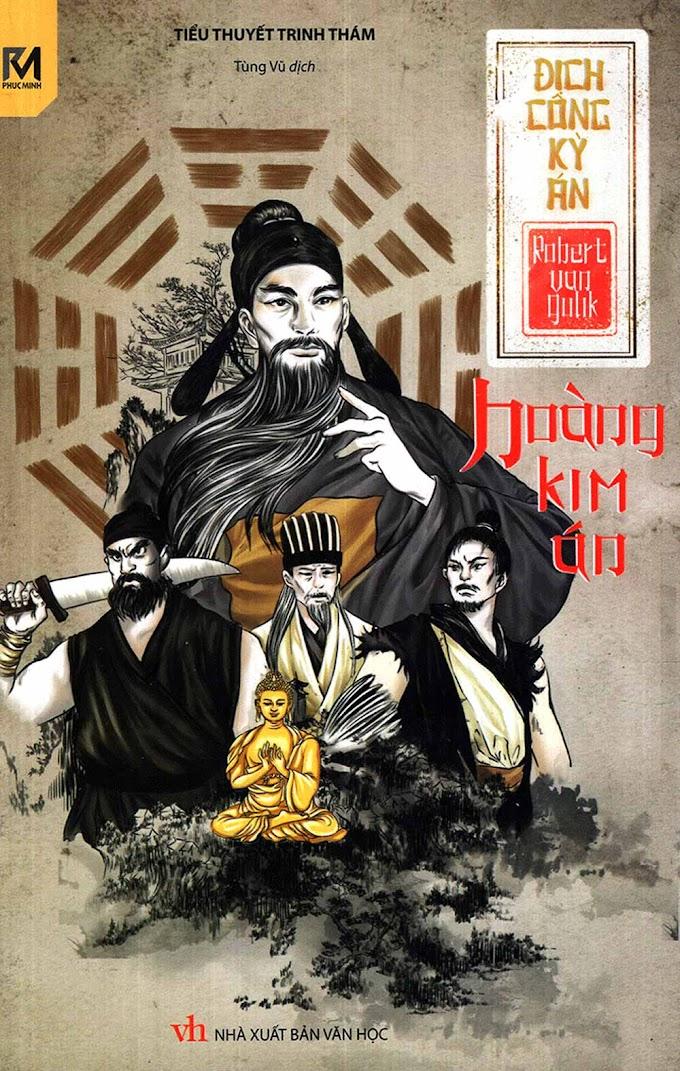 Truyện audio trinh thám: Địch Công Kỳ Án Tập 1: Hoàng Kim Án - Robert van Gulik (Trọn bộ)