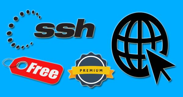 Situs Penyedia Akun SSH Premium Gratis