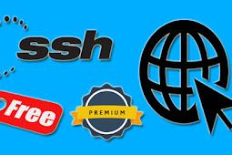 10 Situs Penyedia Akun SSH Premium Gratis Terbaik
