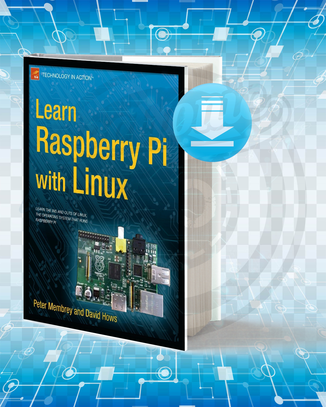 Free Book Learn Raspberry Pi with Linux pdf.