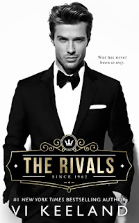 The Rivals by Vi Keeland book cover