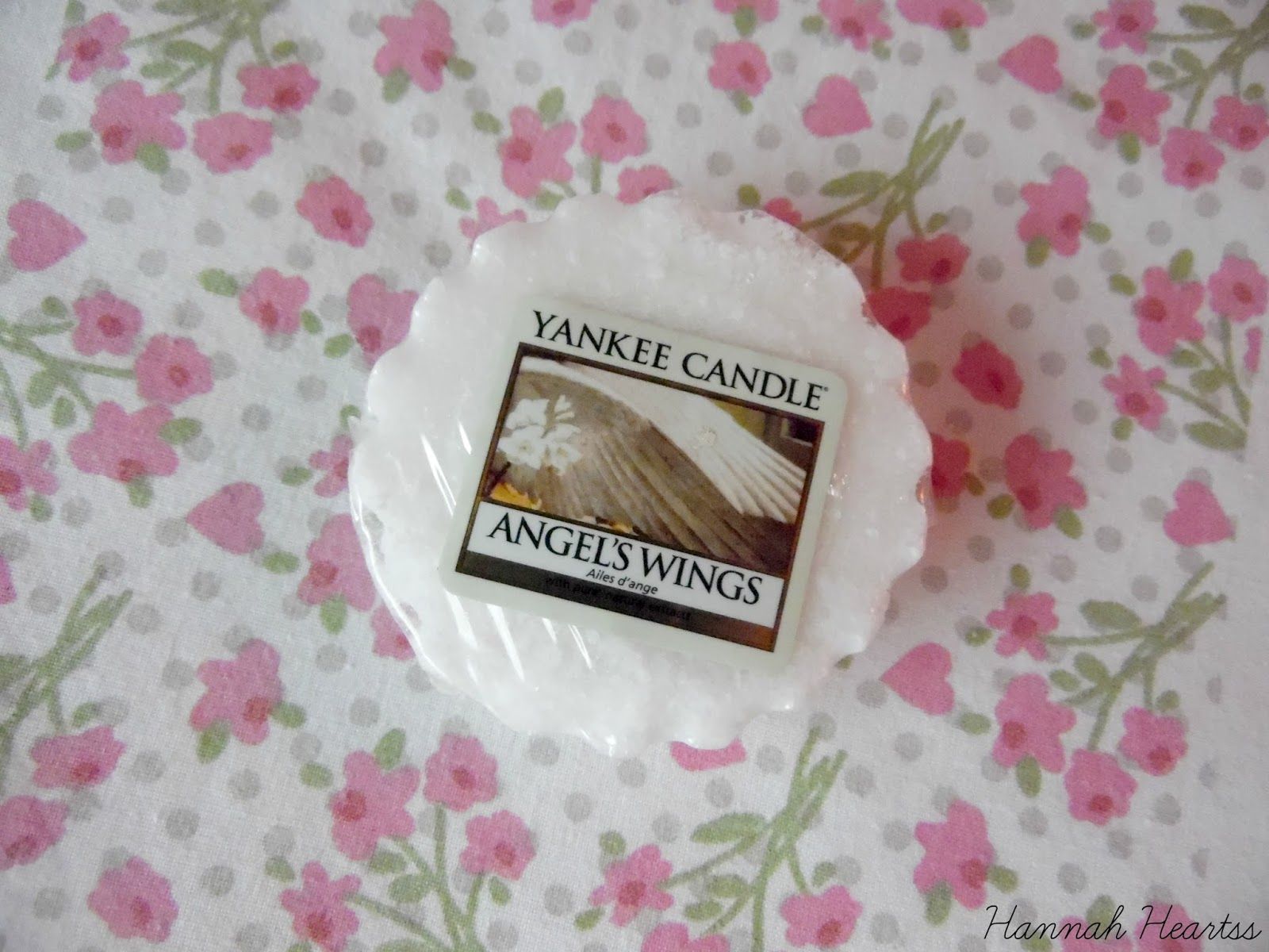 Yankee Candle Angel Wings