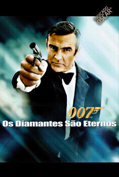 007: Os Diamantes São Eternos Torrent – BluRay 1080p Dual Áudio