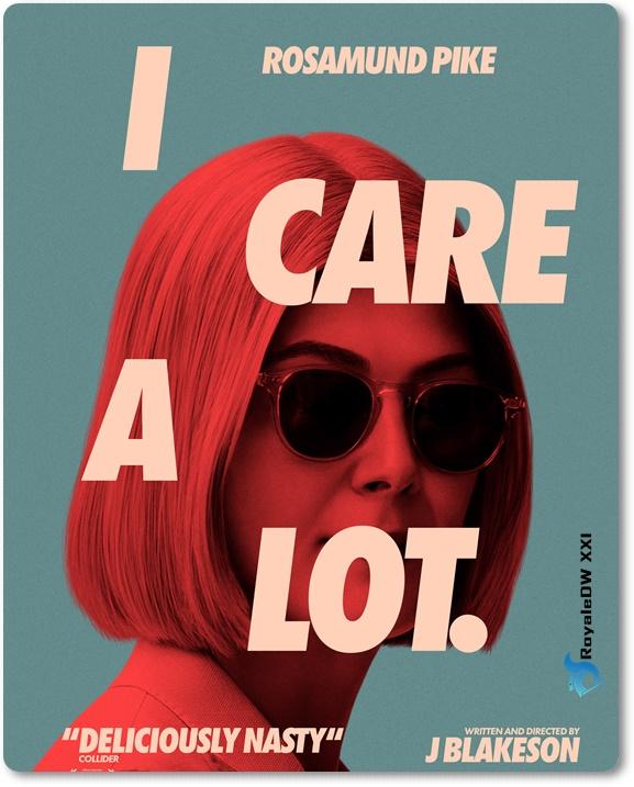 I CARE A LOT (2020)