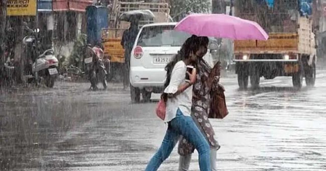 बिहार के कई जिलों में बारिश के आसार, मानसून की ट्रफ लाइन झारखंड की ओर शिफ्ट
