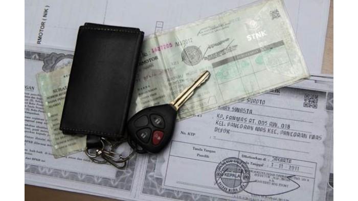 Surat Kelengkapan Mobil Bekas