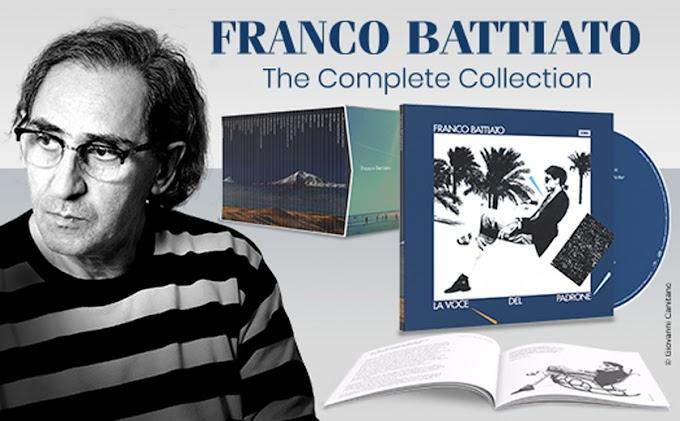 Franco Battiato: The Complete Collection