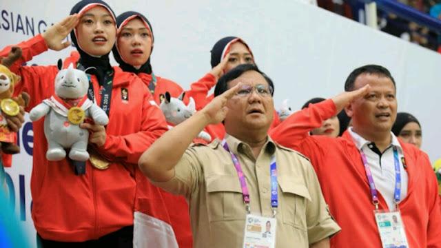 Gerindra: Tangan Dingin Prabowo Bawa Silat Raih 14 Emas, Bayangkan Kalau Pimpin RI