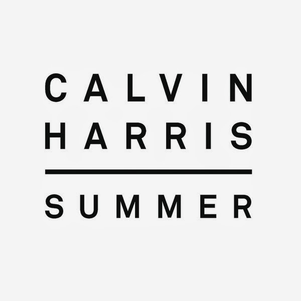 Calvin Harris - Summer - Single Cover