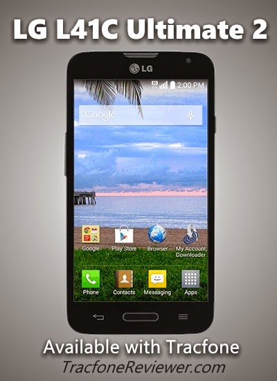 TracfoneReviewer: LG ULTIMATE 2 Review and Specs for Tracfone