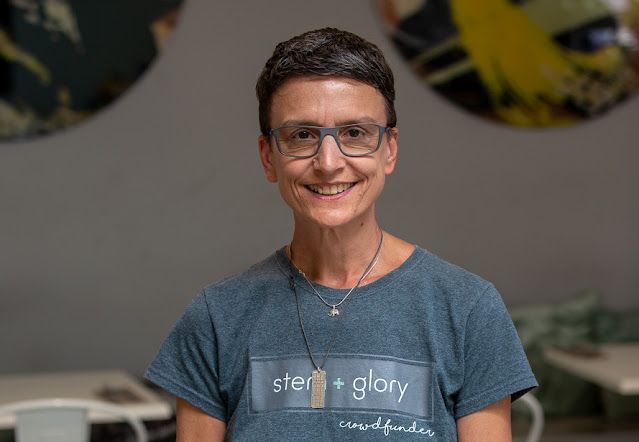 Louise Palmer-Masterton, founder of multiple award-winning restaurants Stem & Glory;