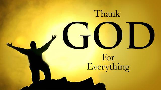 Renungan Harian: Rabu, 6 November 2019 - Adalah Baik untuk Bersyukur Kepada Tuhan