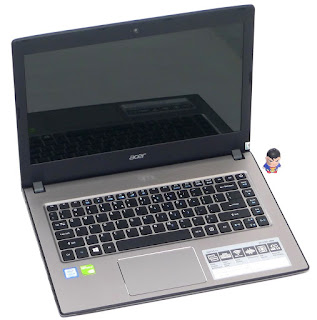 Laptop Gaming ACER E5-476G Core i5 Gen.8