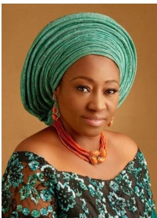Bisi Fayemi Says She Was Sexually Harassed In The University