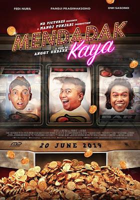 Sinopsis Film Mendadak Kaya (2019)