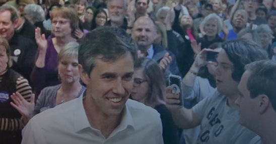 Beto O'Rourke outraises Cruz again, taking in $2.4M in latest quarter