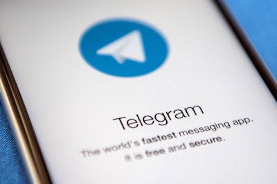 Telegram Mesengger Telah Diblock Oleh Cina