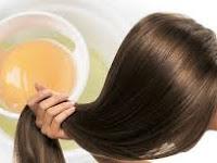 4 Cara Meluruskan Rambut Dengan Telur