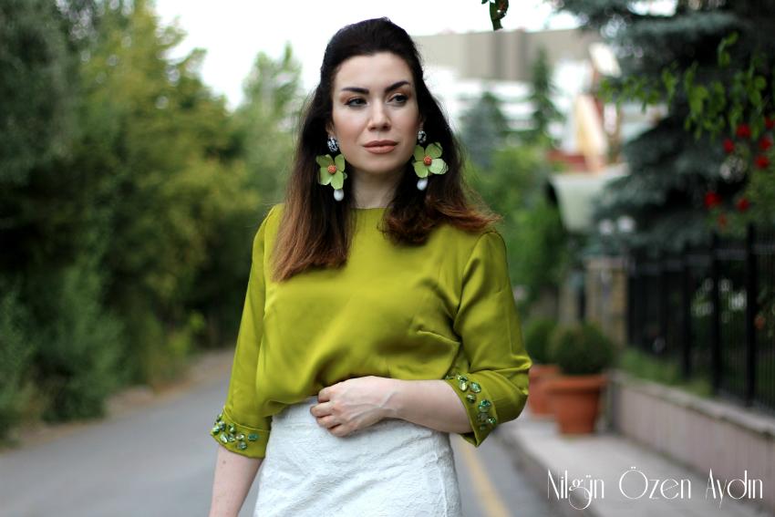 dikiş blogu-Kolay Bluz Dikimi