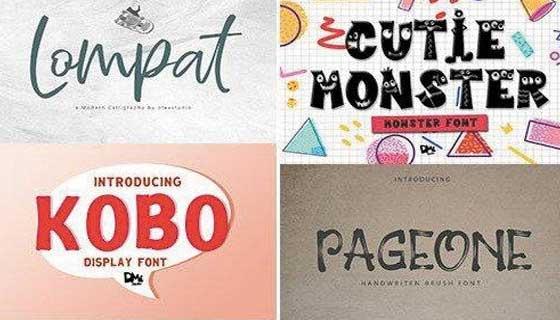 افضل خطوط انجليزية 2021,للمصممين تحميل خطوط مجانا, Super English Fonts Pack,fonts,free fonts,fonts pack,download and install super 11k+ english fonts