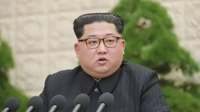 Kim Jong Un guided WPK 7th CC 3rd Plenary Meeting, April 20, 2018