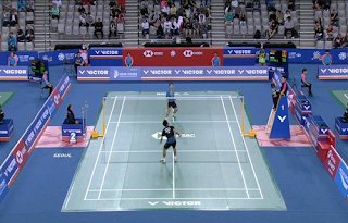 BWF Victor Korea Open Biss Key Eutelsat 10A 27 September 2018
