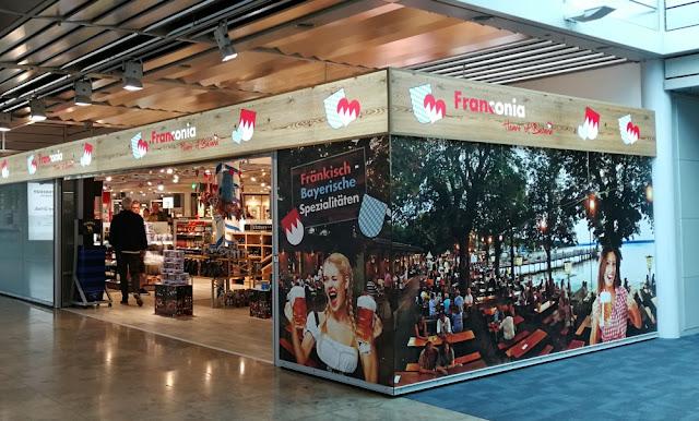 Flughafen Nürnberg - Shopping