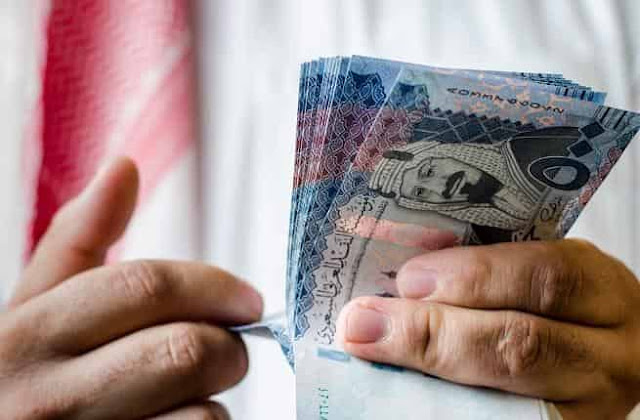 SALARIES IN PRIVATE AND PUBLIC SECTOR IN SAUDI ARABIA