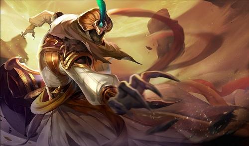 U hồn sa mạc sở hữu combo sẵn sàng gây ức chế cho bất kỳ con tướng nào cản đường anh ta
