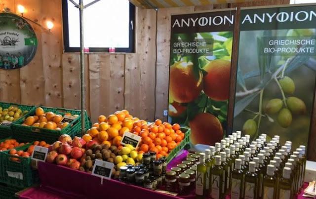 Εξαγωγές βιολογικών προϊόντων ποιότητας, από 21 καλλιεργητές στην Αργολίδα