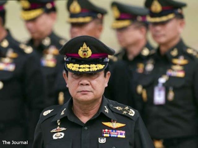 Junta Thailand Longgarkan Larangan Aktivitas Politik Menjelang Pemilu